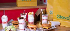 Five Guys elige a Glovo para su servicio de delivery
