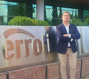 Fernando Expósito, nuevo jefe regional de zona centro del Grupo Ferroli