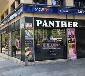 Restalia traslada la ubicación de uno de sus Panther