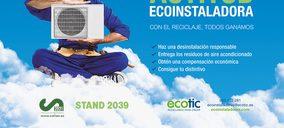 Ecotic presenta en COFIAN las soluciones de Ecoinstaladores para el reciclaje de RAEE