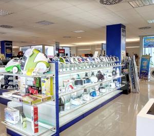 Divelsa Euronics se queda como propia la tienda de un competidor