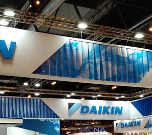 Daikin presenta sus novedades en la Feria de Climatización y Refrigeración 2021