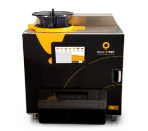QualityFry presenta su modelo iQ 1000 Carrousel con mayor capacidad de producción