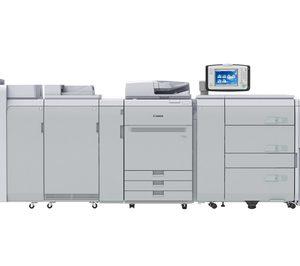 Canon actualiza los sistemas de detección de dos de sus impresoras imagePRESS