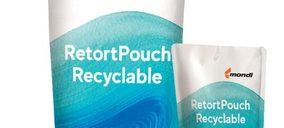 Mondi lanza un envase retortable reciclable