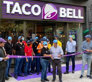 Taco Bell suma una nueva franquicia en la Comunidad de Madrid