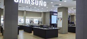 Samsung inaugura una nueva tienda en El Corte Inglés de Portal de l'Àngel en Barcelona