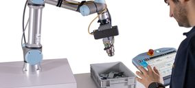 El sistema de pick & place robotizado de Infaimon consigue la certificación UR+