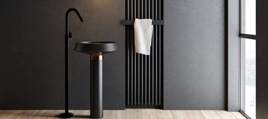 Ramon Soler presenta una columna monomando para lavabo