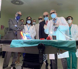 Andalucía incorpora un nuevo quirófano inteligente en el Hospital Regional de Málaga