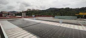 Klein Ibérica instala más de 1.000 placas solares en su fábrica