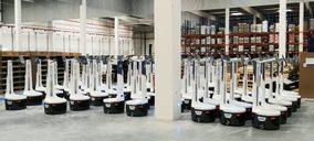ID Logistics robotiza su nuevo almacén para Womensecret