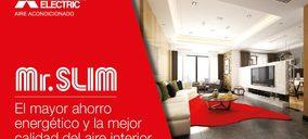 Mitsubishi Electric inicia una campaña con la gama Mr. Slim