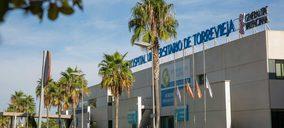 Grupo Ribera deja de gestionar el Departamento de Salud de Torrevieja