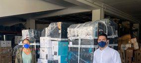 Cecotec dona productos a La Palma para equipar las viviendas cedidas a los damnificados