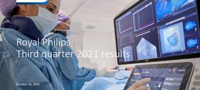Philips baja sus ventas en el tercer trimestre un 7,6% hasta 4.200 M€