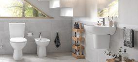 Gala presenta Lizz, una colección de lavabo, inodoro y bidé