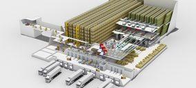 El nuevo almacén automatizado de Mercadona en Granada, a pleno rendimiento en un mes