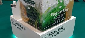 Vegabaja Packaging lanza 'Vegabox Easy', su nuevo box agrícola