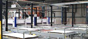 Acquabella pone en marcha una línea de fabricación automática de platos de ducha