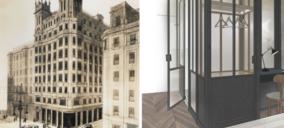 Nuevo proyecto de hotel en la Gran Vía de Madrid