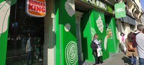 Burger King profundiza en su línea de productos vegetales con un nuevo lanzamiento
