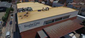 Simon Coll elige Renolit Alkorplan Smart para cubrir su sede en Barcelona