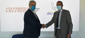 Carreras mejorará y monitorizará el mantenimiento de sus neumáticos de la mano de Michelin