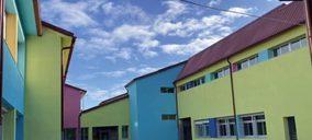 Propamsa aísla un colegio en Ourense