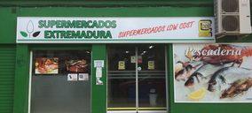 Supermercados Extremadura releva a Eroski en Cáceres
