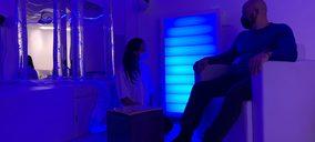 El Hospital mare de Déu de la Mercè incorpora una sala multisensorial para pacientes con trastorno mental