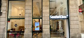 SandwiChez alcanza los 24 locales en Barcelona
