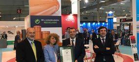 Tuyper, primer fabricante de tuberías plásticas en obtener el certificado Aenor de contenido en material reciclado