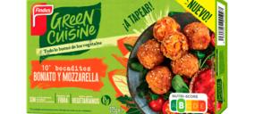 Green Cuisine amplía su gama con las varitas de no pescado y los bocaditos de boniato y mozzarella