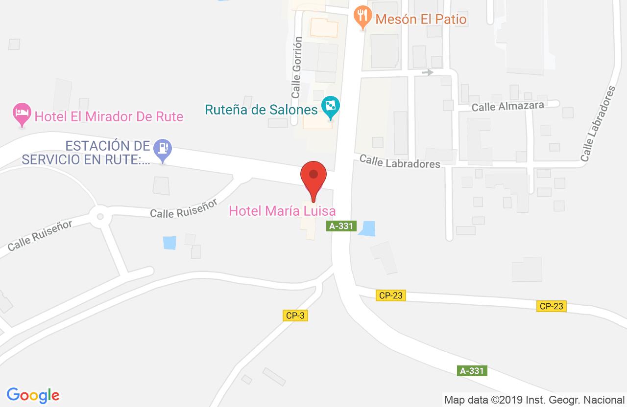 Plano de ubicación