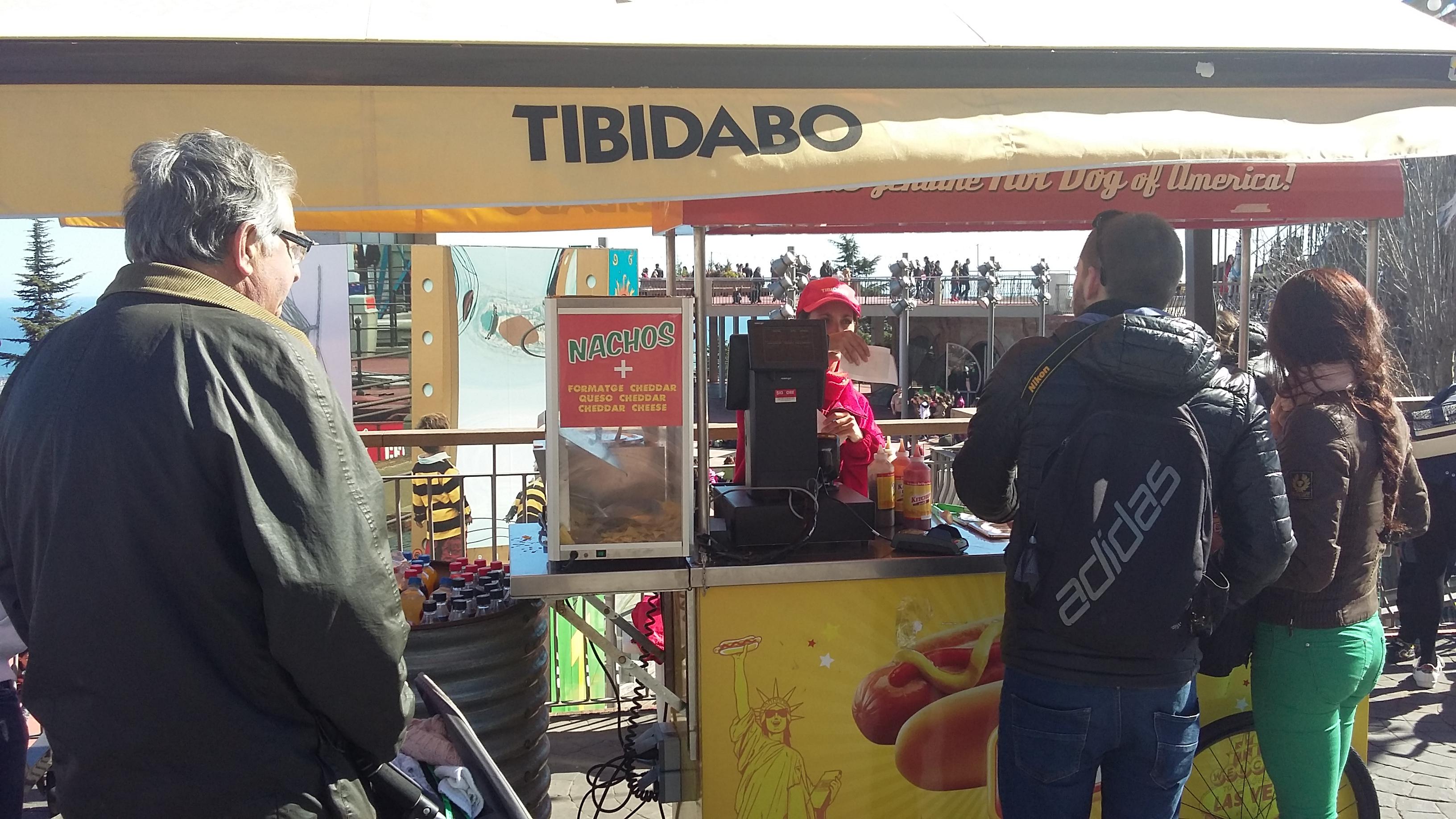 El parque de atracciones TIBIDABO de Barcelona, confía en SIGHORE para informatizar sus locales de restauración.