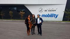 El sector de Movilidad, Logística y Tecnologías de Transporte  se presenta ante Colombia y Alemania