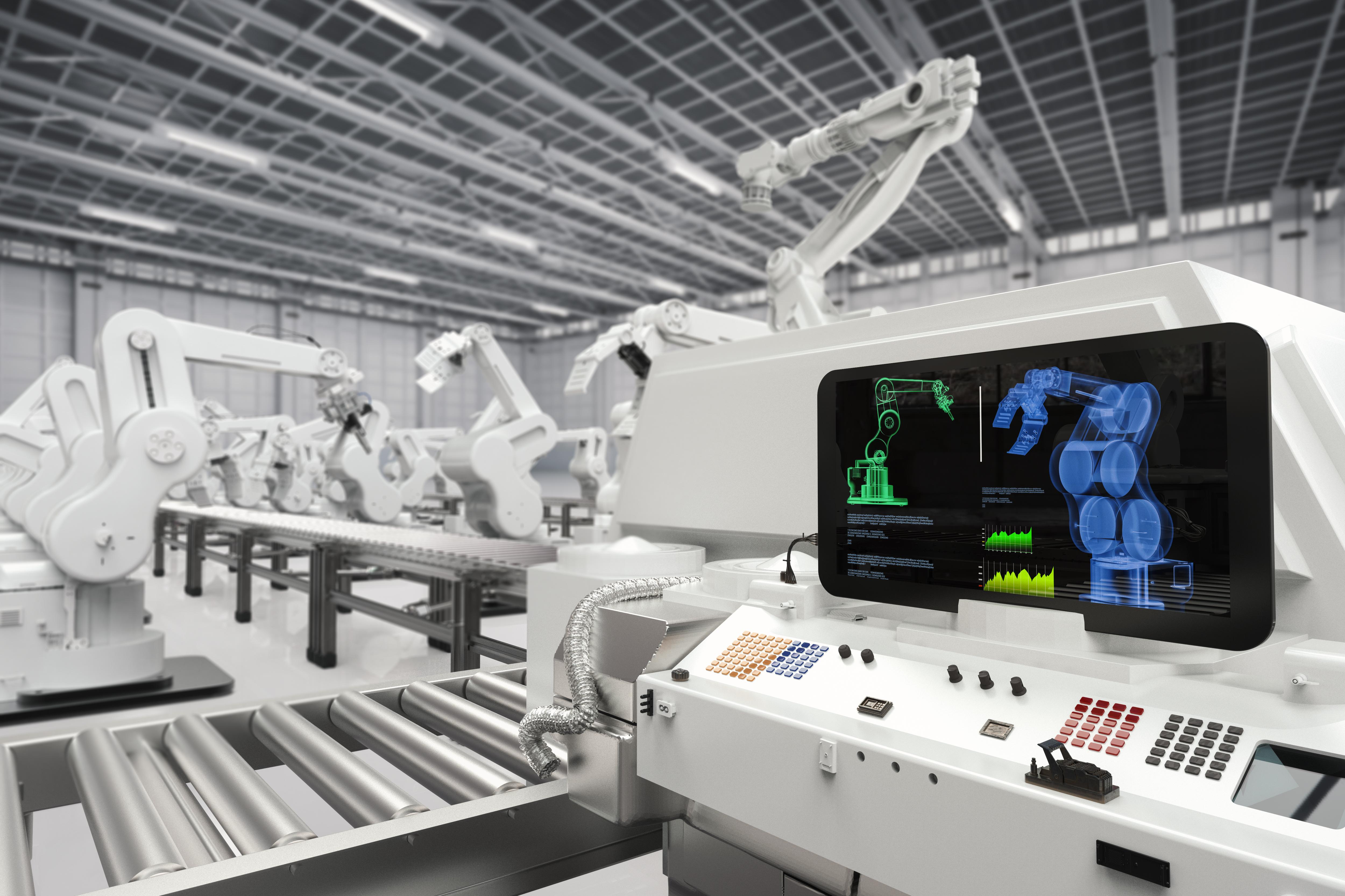 IA en el sector de fabricación: pequeñas soluciones con grandes resultados