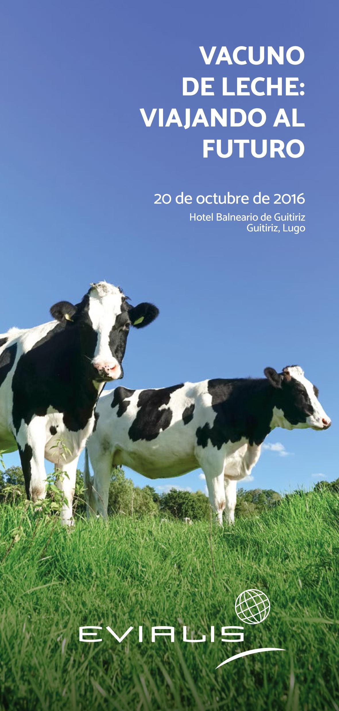 Jornada Técnica de Vacuno de Leche de Evialis Galicia