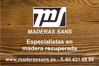 maderas sans madera antigua recuperada en barcelona