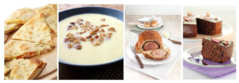 Deliciosas recetas de Schär para una Navidad sin gluten