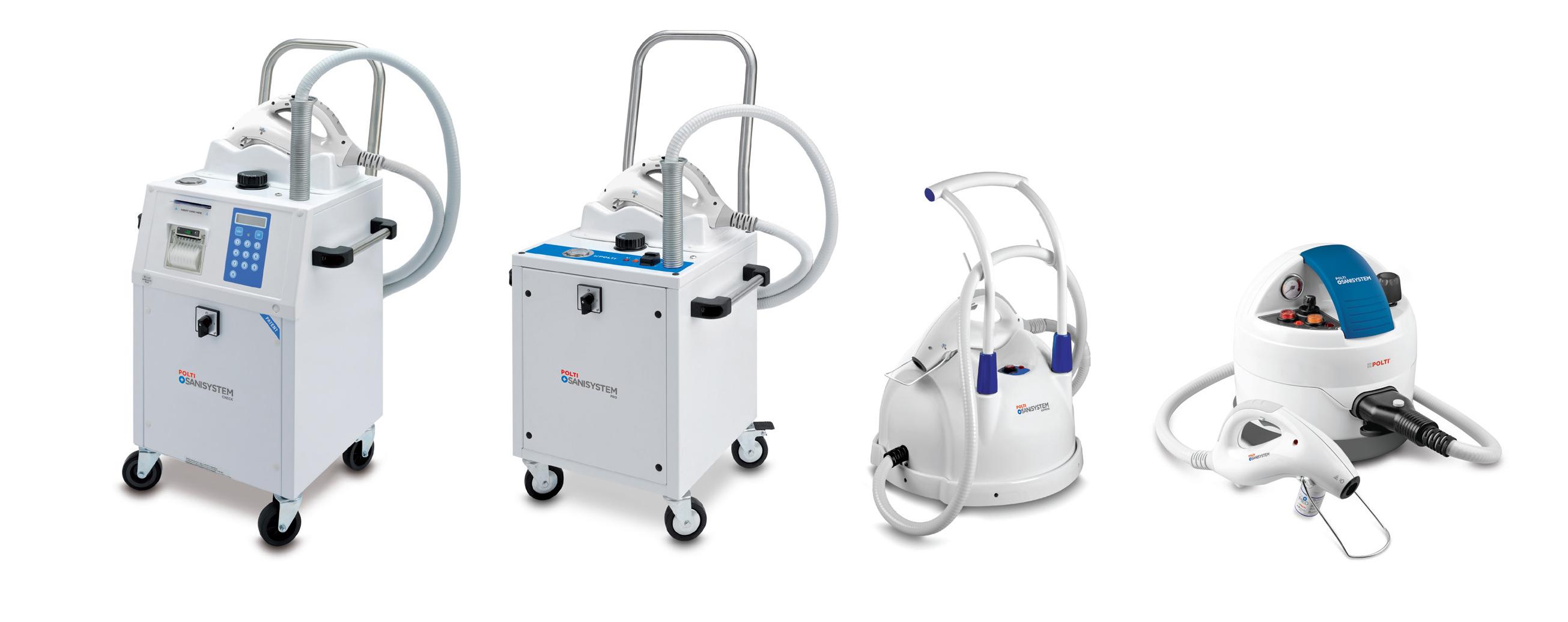 Los productos de Polti Sani System ofrecen eficacia contra el Sars-Cov-2