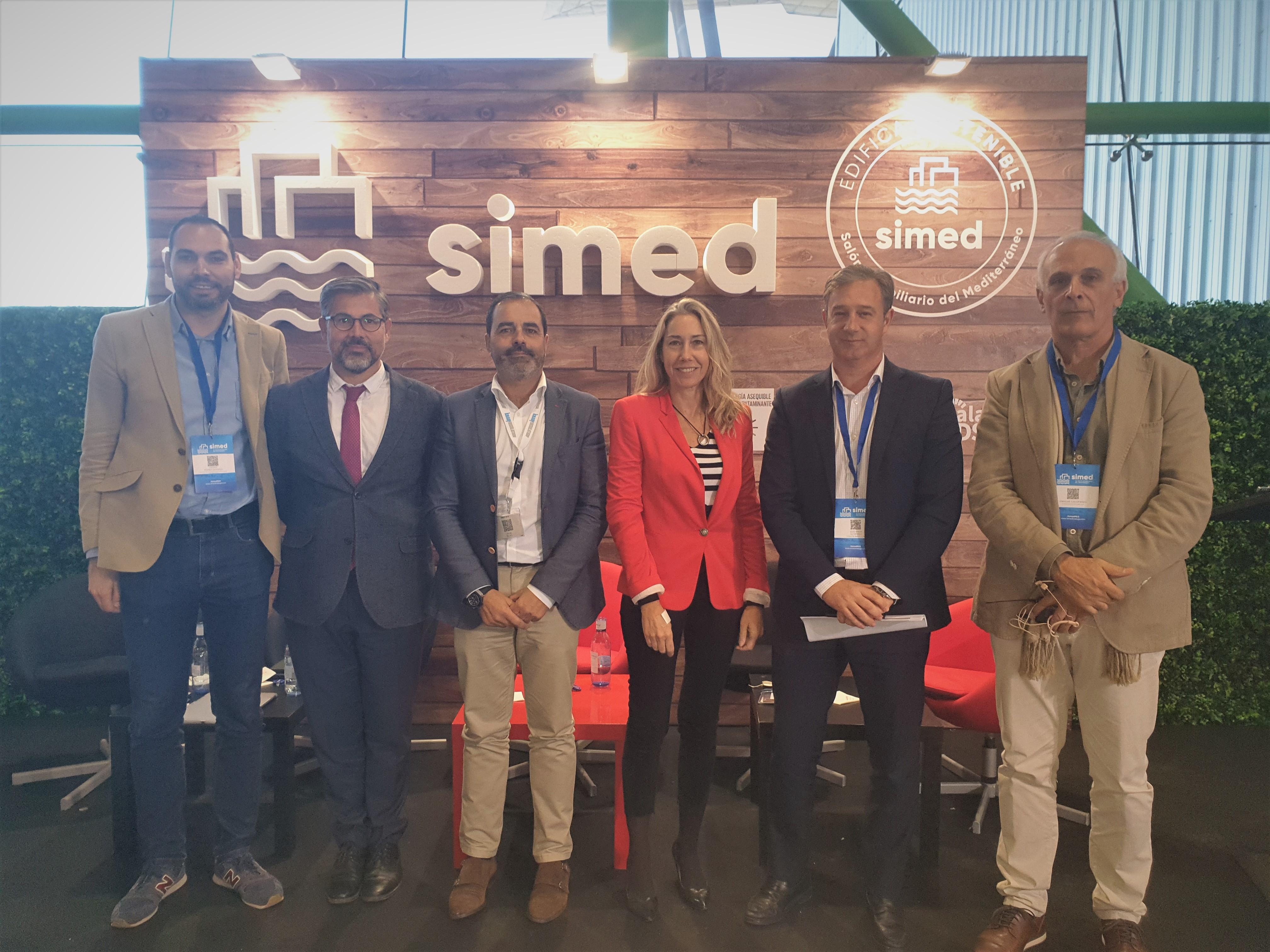 Exxacon participa en las Jornadas Técnicas Edifica Sostenible y presenta Urban Litoral, primer edificio de compromiso Passivhaus en Málaga y Andalucía en el Simed 2019