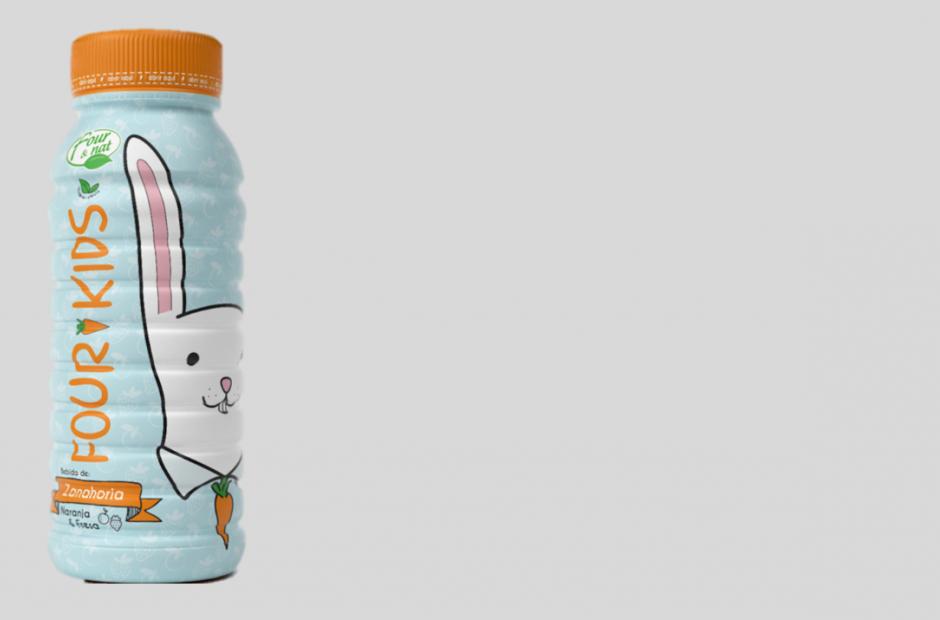 Tendencias en alimentos y diseño de packaging infantil
