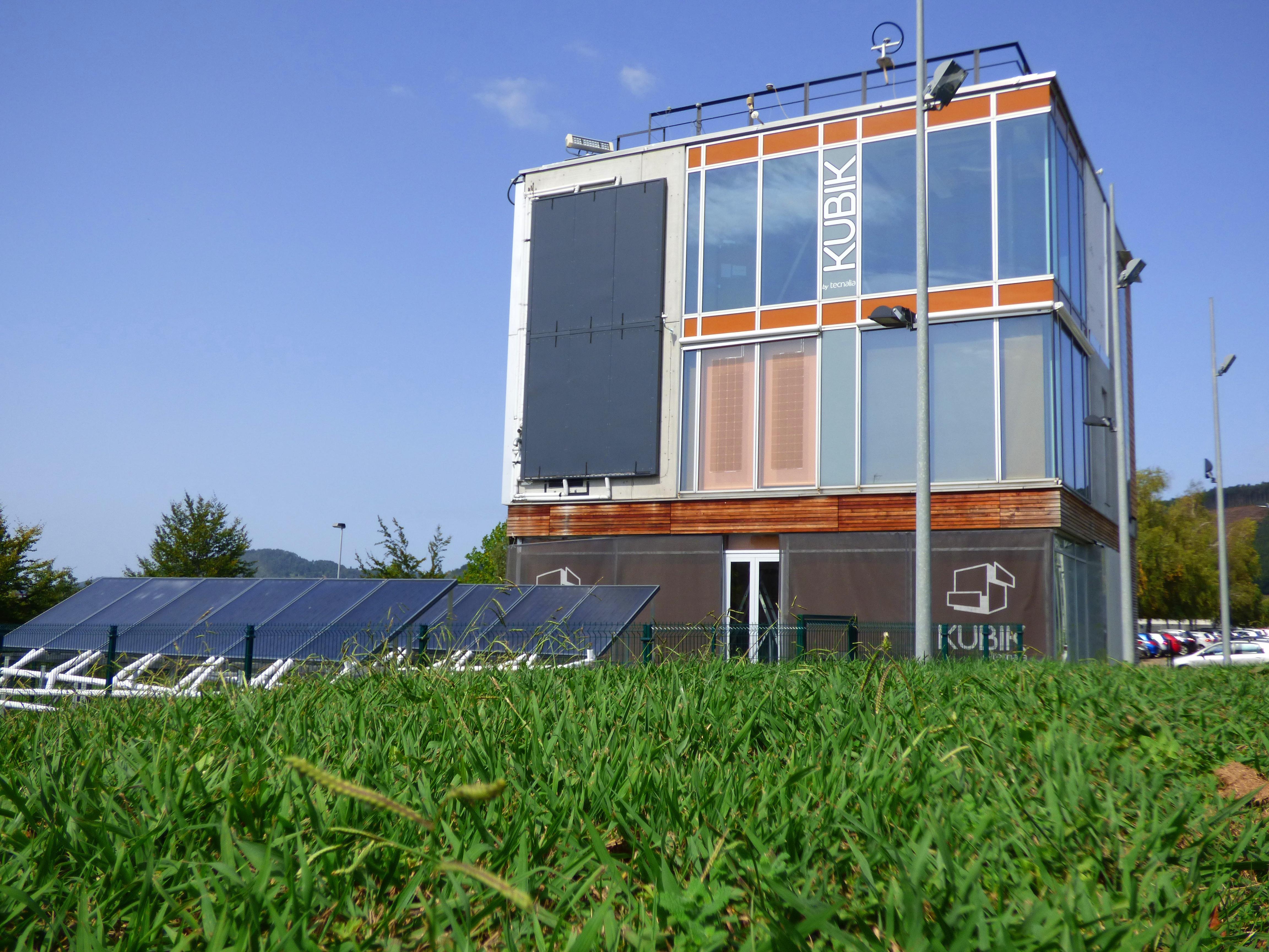 TECNALIA desarrolla el primer edificio europeo con gemelo digital
