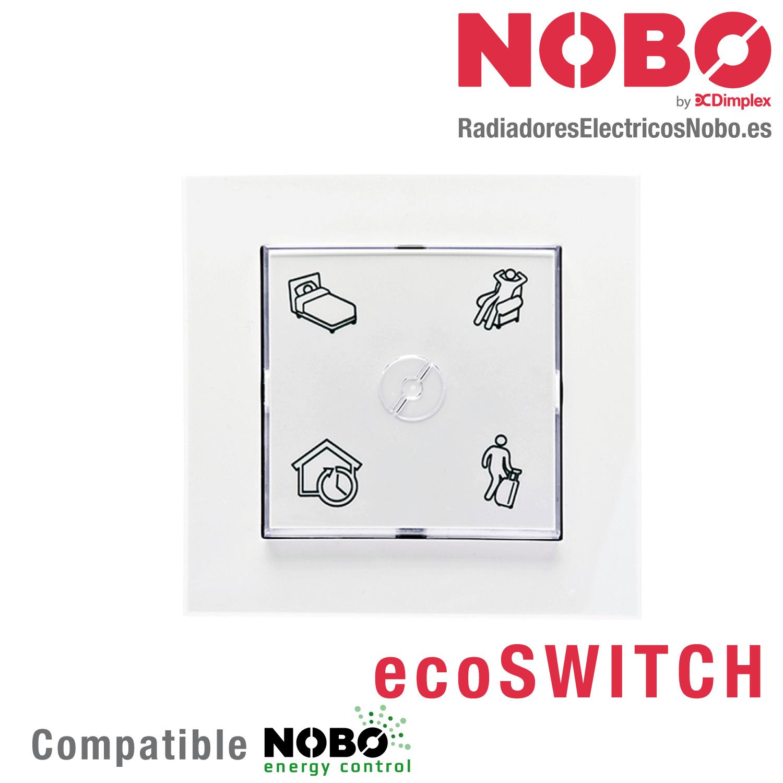 Novedad Radiadores Eléctricos NOBO: NOBO ecoSWITCH