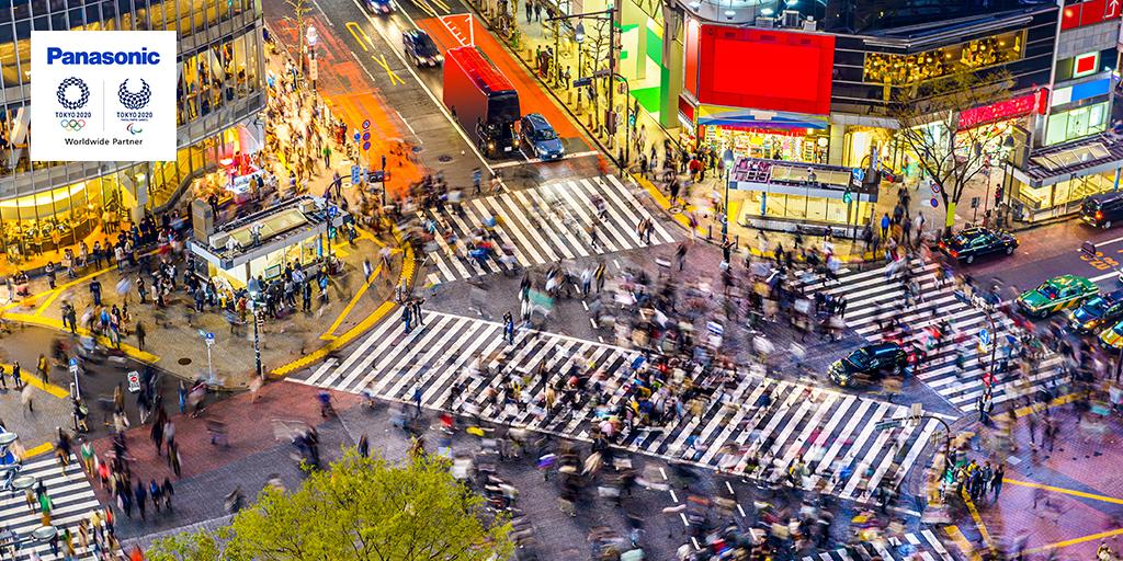 Panasonic: Patrocinador Oficial de los Juegos Olímpicos y Paralímpicos de Tokio 2020